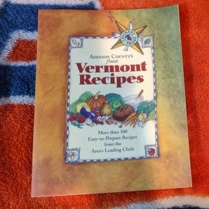 Vermont Recipes from Addison County